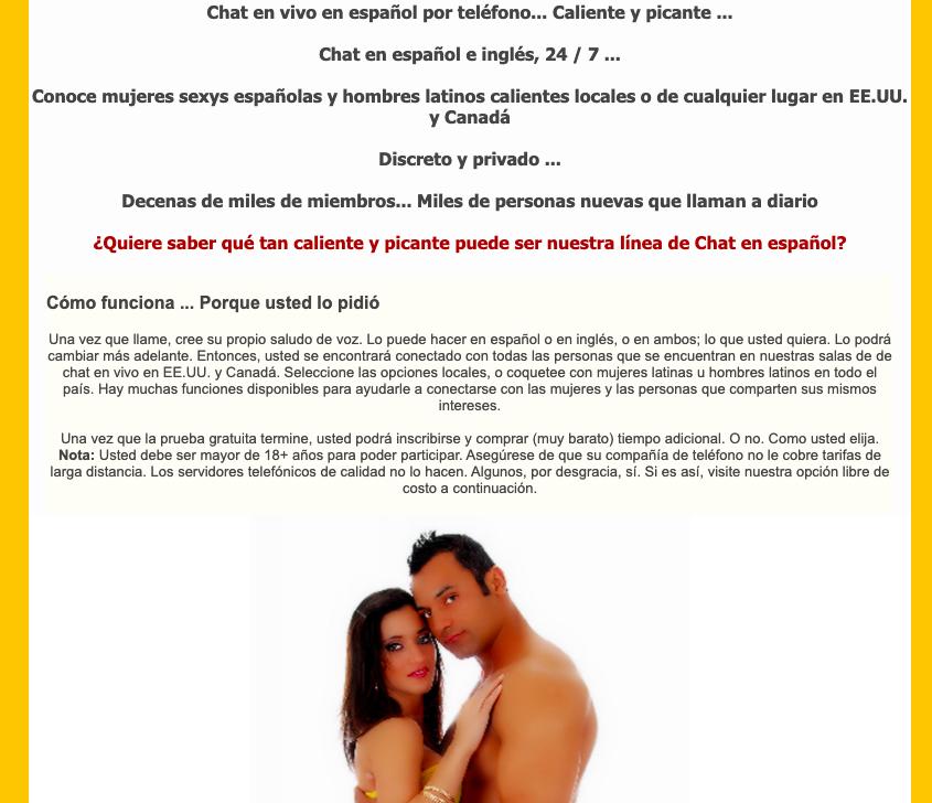 dating en espanol